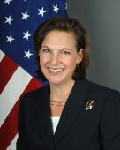 State Department spokesperson Victoria Nuland : Wikipedia