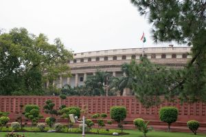 Indian Parliament : Credit Wikipedia