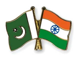 Pakistan-India Flag Pins Credit : Flagpinwebsite