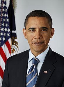 President Barack Obama Photo-Wikipedia