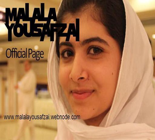 Malal Yousafzai Photo