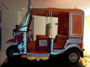 Rickshaw - A side view Photo By Mohammad Akbar Ali