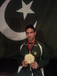 The Star Naveed Butt won Photo MGCT