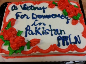 Celebrating Democracy Photo : MGCT