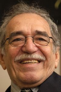 Gabriel Garcia Marquez Photo: Wikipedia
